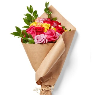 Rainbow Rose Bundle